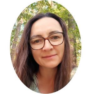 Portrait von Tagesmutter Svetlana Hansen
